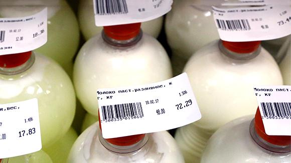 Российское импортозамещение бессмысленное и беспощадное ..: Молоко натуральное пальмовое