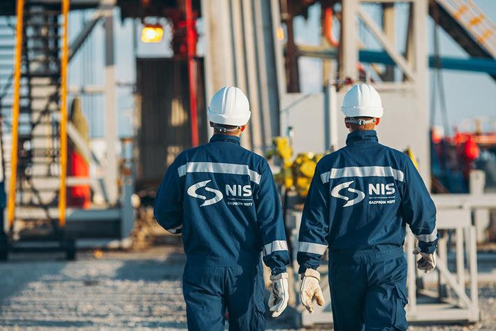 «Газпром нефть» запустила производство компримированного газа в Сербии