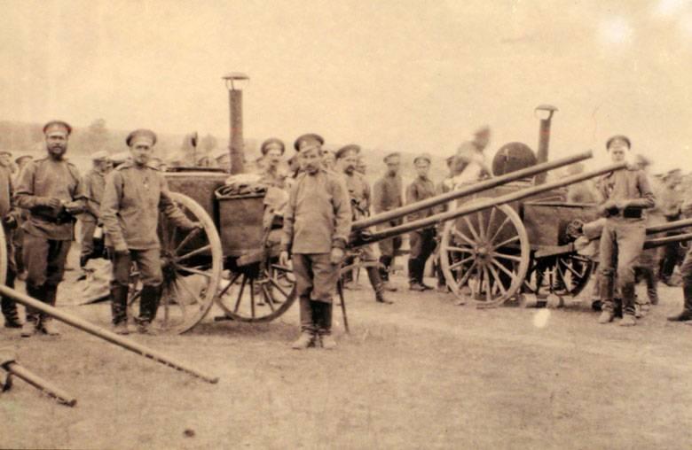 Национальные части Русской армии в Первую мировую войну. Часть 2