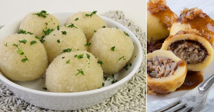 галушки украинские рецепт