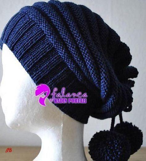 Оригинальная шапка-снуд два в одном: идея 7