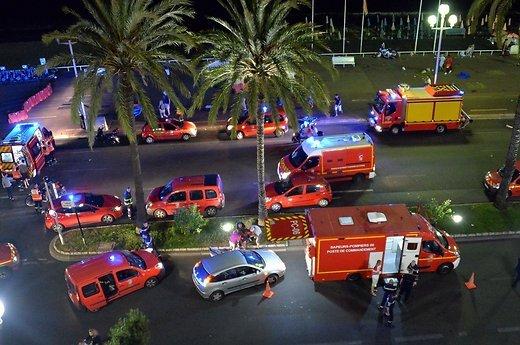 Теракт в Ницце: кто виноват …