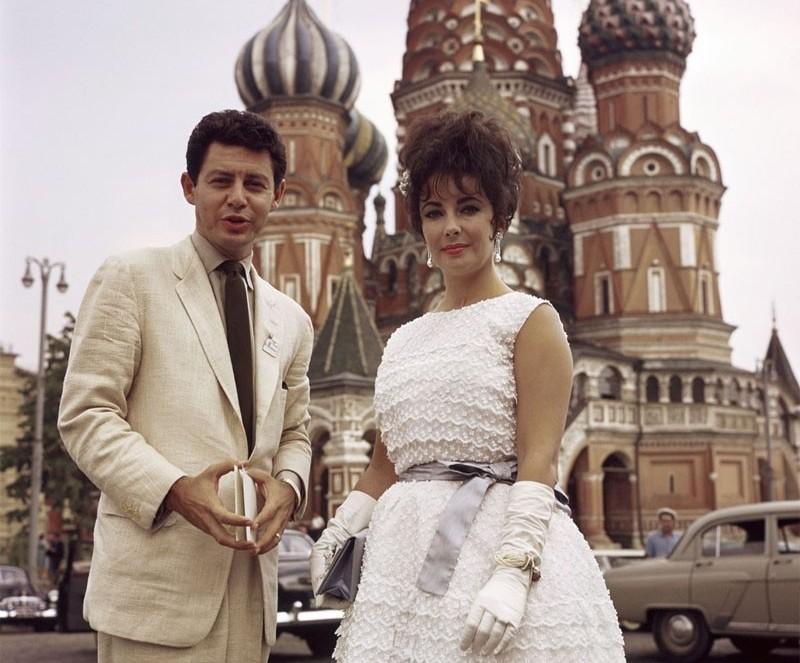 Приезды знаменитостей в СССР