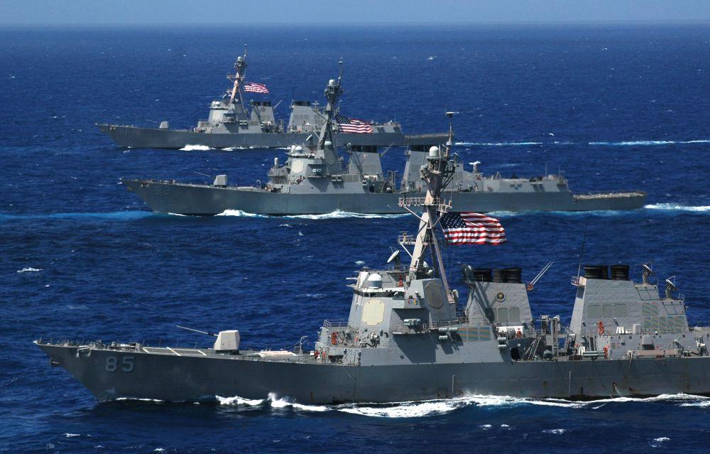 """""""Останутся без флота"""": в России ответили на план США ввести ВМС в Керченский пролив"""