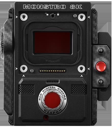 RED представила новую камеру с разрешением 8K
