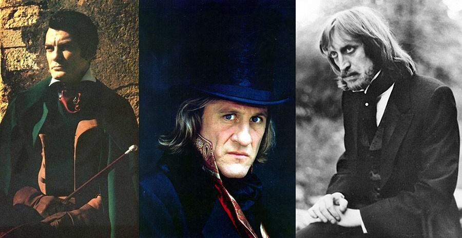 Кто лучший граф Монте-Кристо мирового кино?