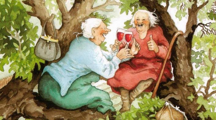 О правильной старости замолвлю я слово