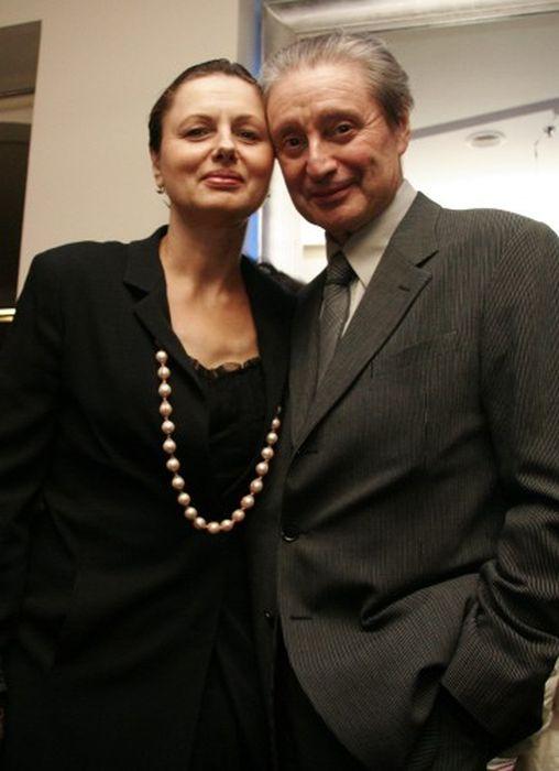 Вениамин Смехов и Галина Аксенова. / Фото: www.rg.ru