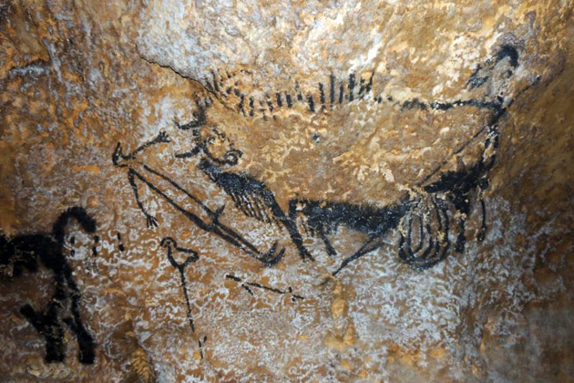 Пещерные росписи свидетельствуют о комплексных доисторических астрономических знаниях