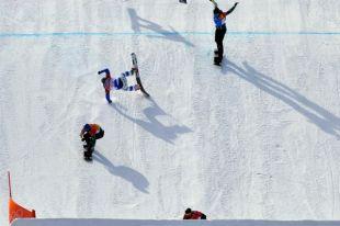 Российскому сноубордисту Олюнину проведут операцию в Южной Корее