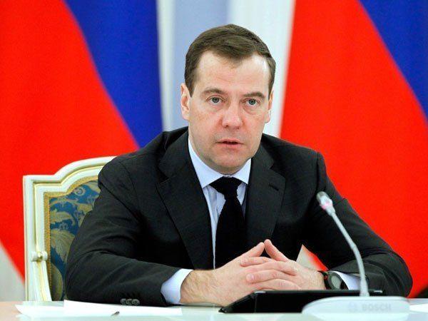 Медведев предупредил о повышении цен на газ в случае выхода из ЕАЭС