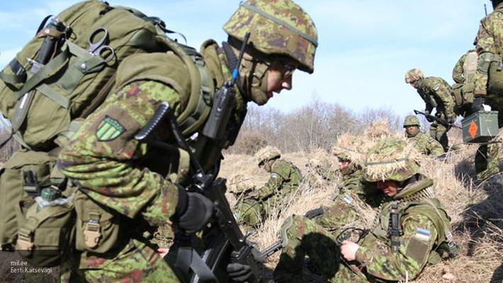 Эстонцы, подвиньтесь: солдаты НАТО «выжили» местных военных из казарм