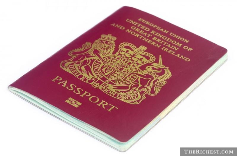 14. У королевы нет паспорта великобритания, интересно, познавательно, факты