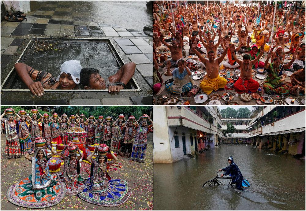 Шокирующие снимки местной жизни, сделанные в Индии