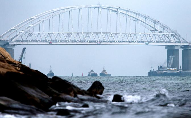 Москва покажет Берлину и Парижу Азовское море