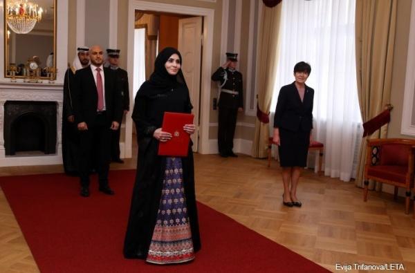 ОАЭ выставили ноту Латвии заоскорбление посла