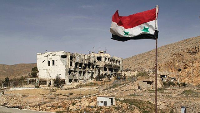 Новости Сирии. Сегодня 12 декабря 2017