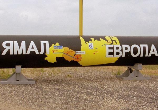 Доля российского газа в поль…