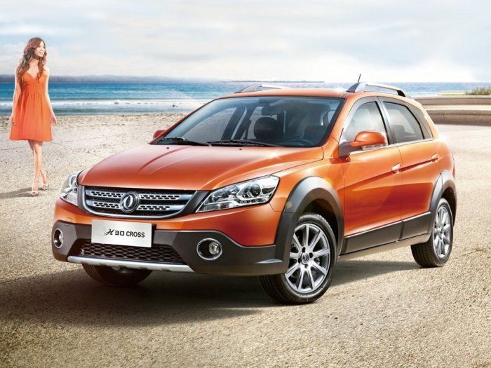 Горячая пятерка: самые популярные в России китайские автомобили