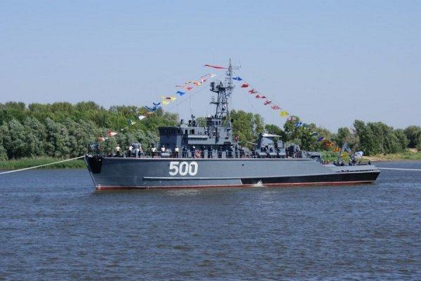 Российский флот получит шесть гидрографических катеров