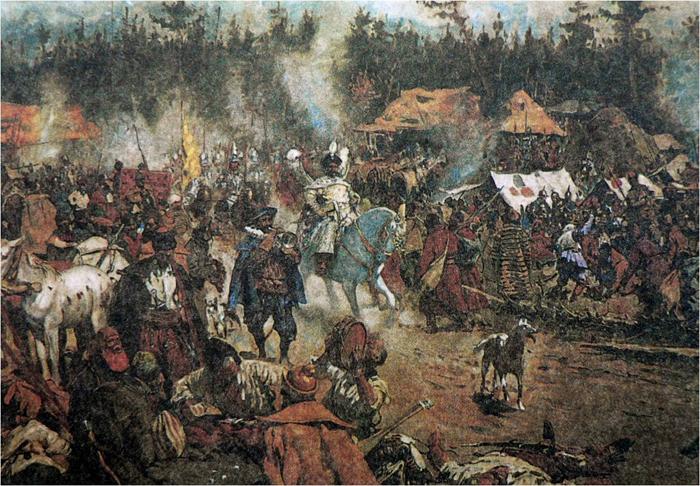 Как русские дворяне признали «государем» польского королевича Владислава