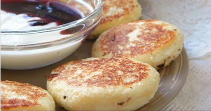 Сырники за 15 минут. Лучший вариант завтрака