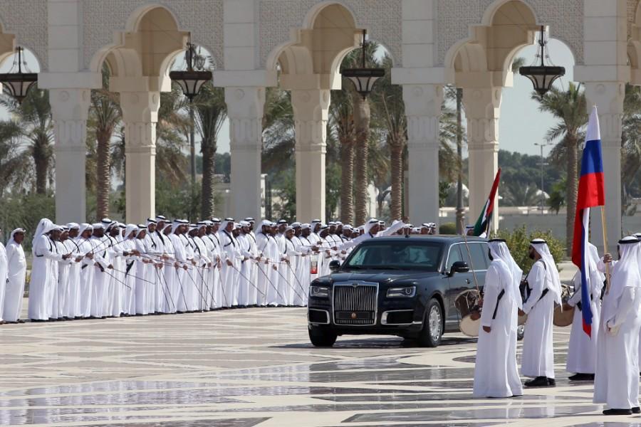 И что будет пенсионерам от поездки Путина в ОАЭ?