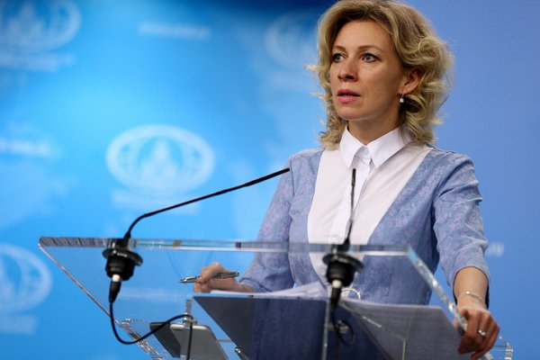 """Захарова рассказала о плане """"Б"""" по изоляции России"""