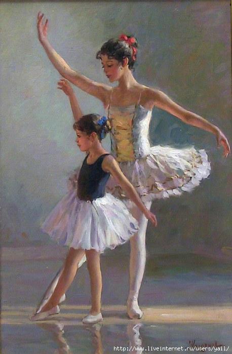 09-La leçon de danse (458x700, 154Kb)