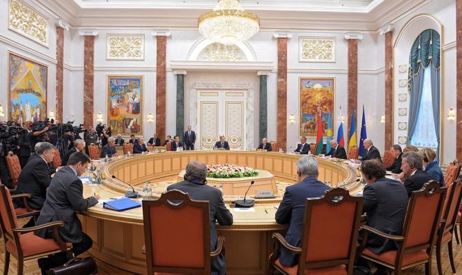 В Минске завершилось заседан…