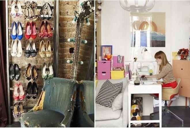 10 хитростей для очень маленькой квартиры, подсмотренных у жителей Парижа