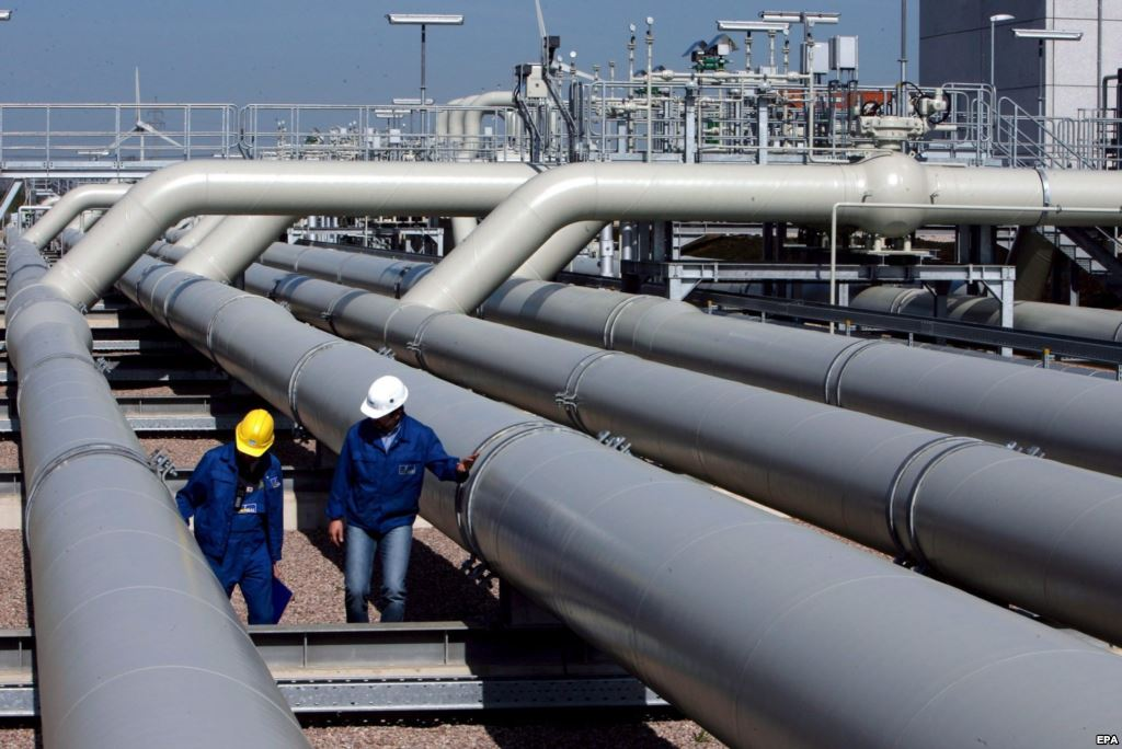 Газпром начинает переговоры по газопроводу в Китай