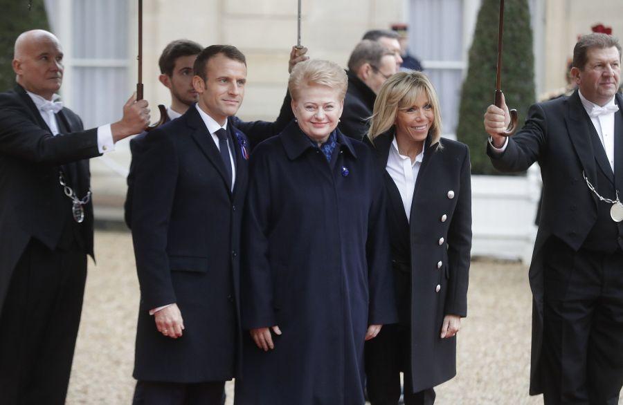 Что общего между мировой войной и делом Скрипалей? Президент Литвы знает