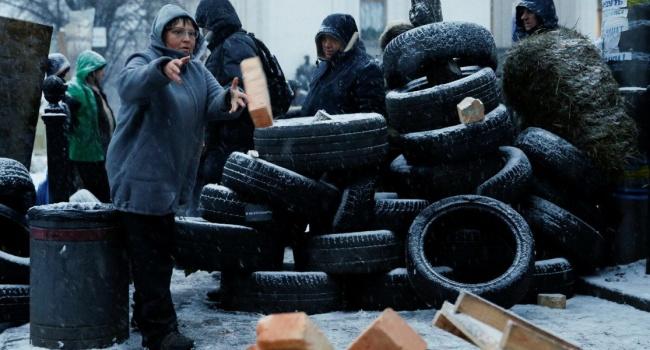 Украинский историк: Россиянам не удалось разжечь Украину изнутри