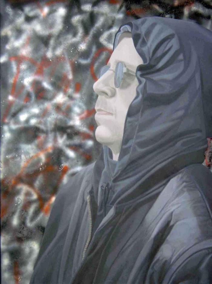 Сербский художник. Vladislav Scepanovic
