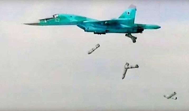 Контрольный выстрел: ВКС РФ добили боевиков после ударов «Калибрами»