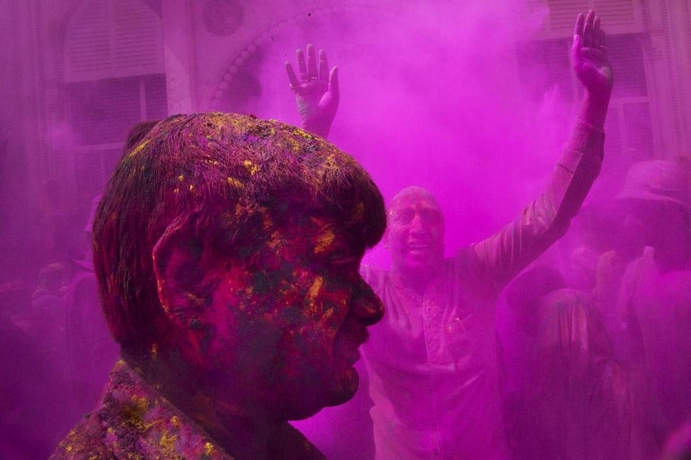 Холи 2017 – самый красочный праздник Индии