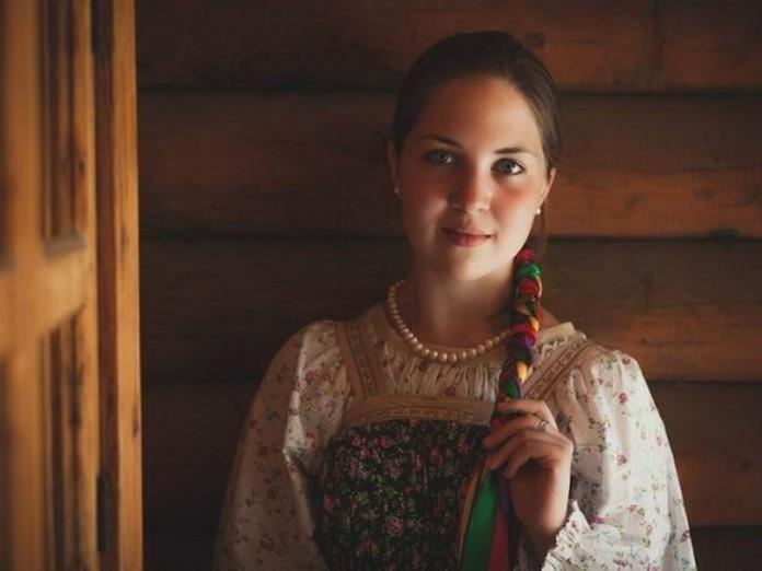 Женский идеал, достойный подражания в древней Руси