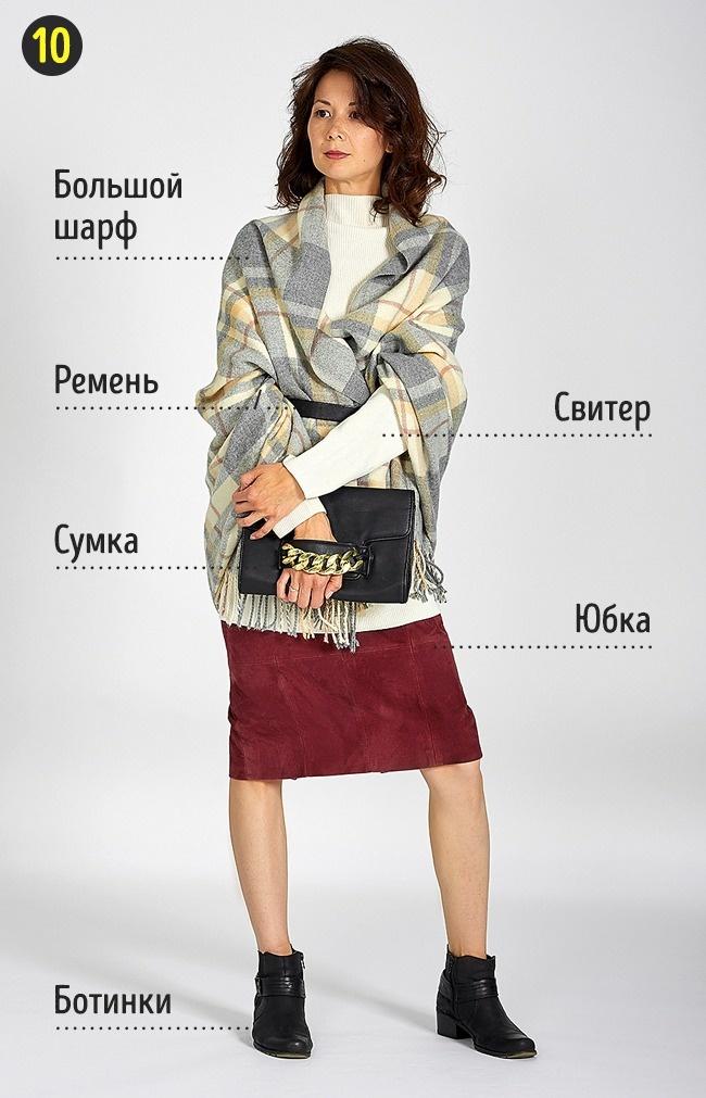 Капсульный гардероб —  это очень удобно и просто. Советы с фотографиями