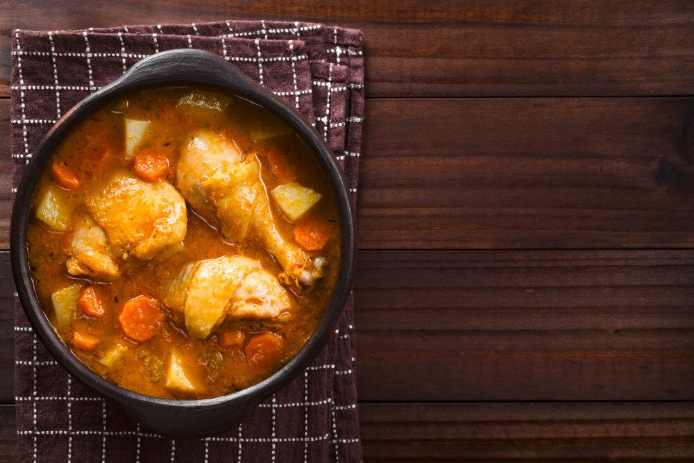 Паприкаш из курицы: рецепт с фото