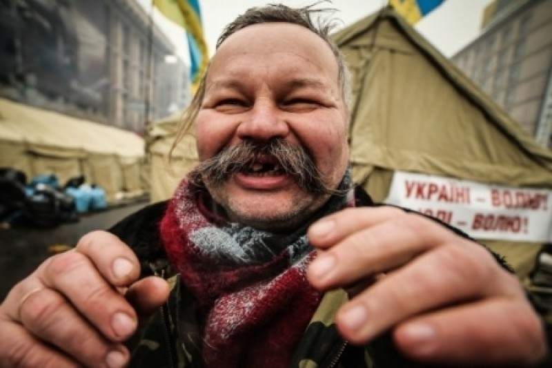 Раньше на Украине никогда такого не было!