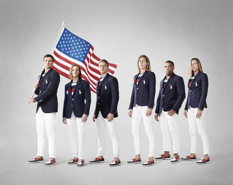 Олимпийская сборная США полу…