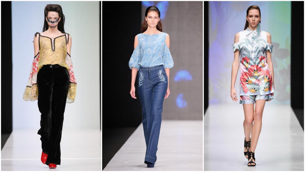 Блузки 2017 Года Модные Тенденции Лето