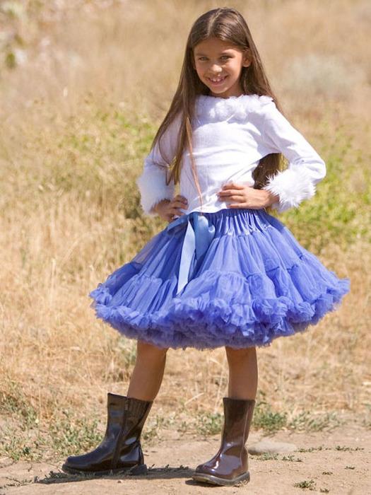 Мастер класс по американской юбки