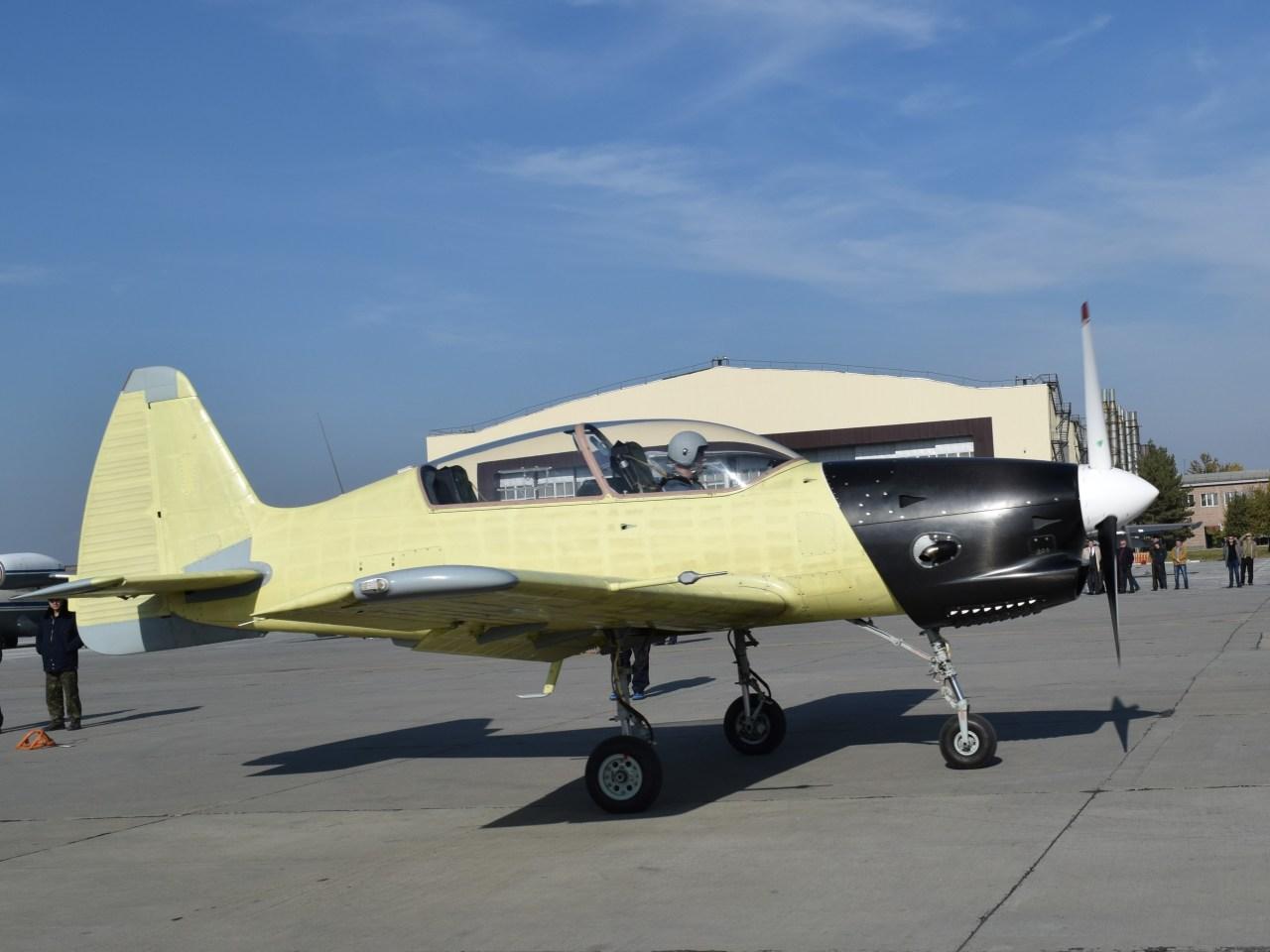 О программе учебно-тренировочного самолета Як-152