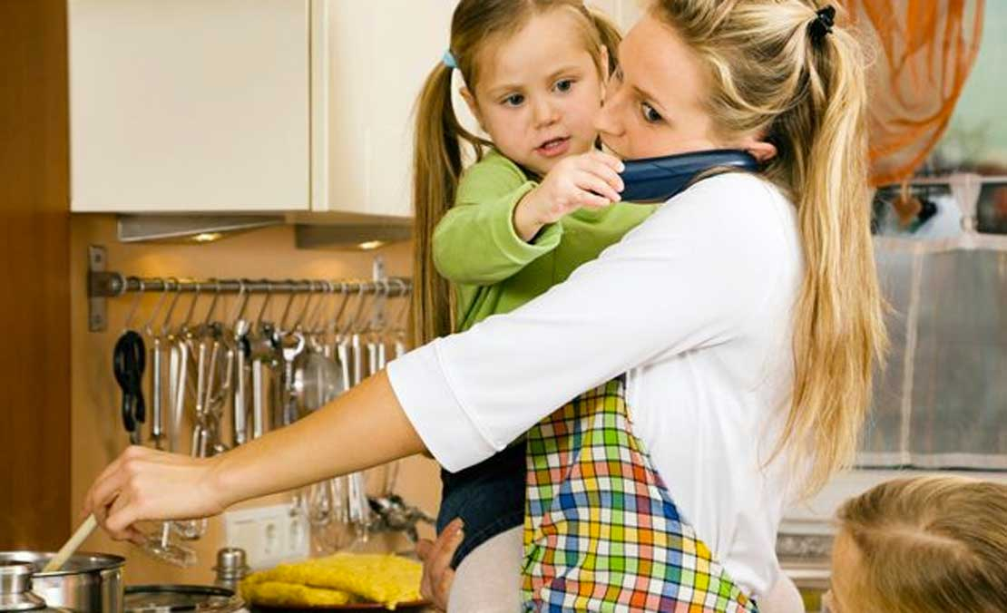 О разочаровании материнством