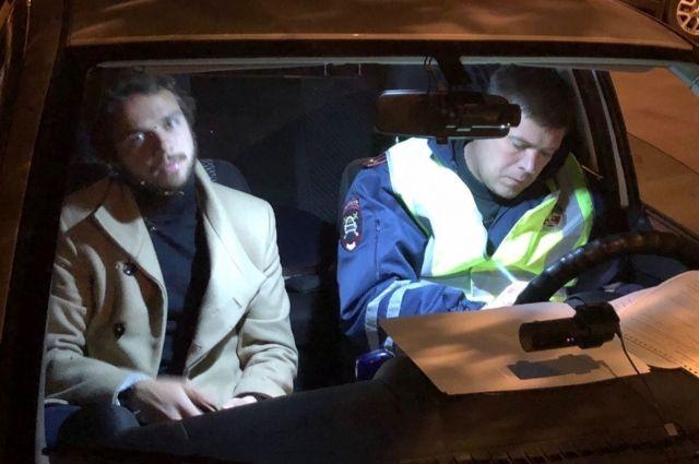 Полузащитника «Крыльев Советов» Башкирова лишили прав за нетрезвую езду