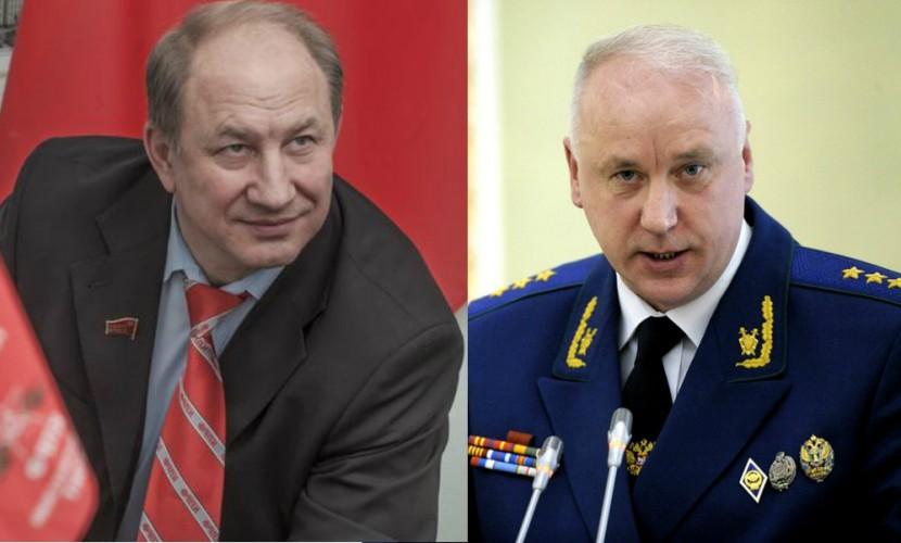 Депутат Госдумы потребовал у Бастрыкина проверить вырубку леса на «даче Медведева»