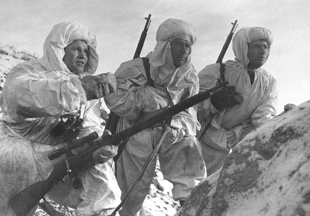 Сталинградская битва. Часть 1
