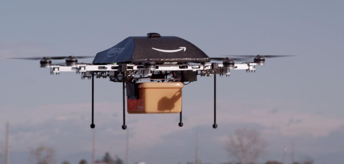 Карманный дрон-помощник отыщет авто на стоянке или ребёнка, потерявшегося в магазине